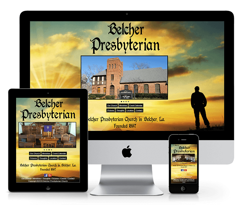 Historic Church Website