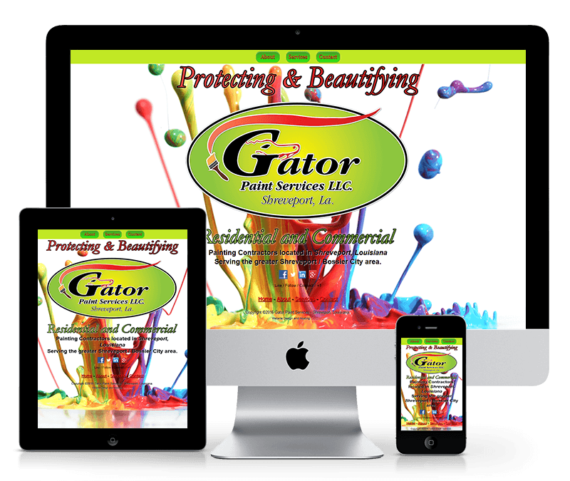 Advertising Web Design