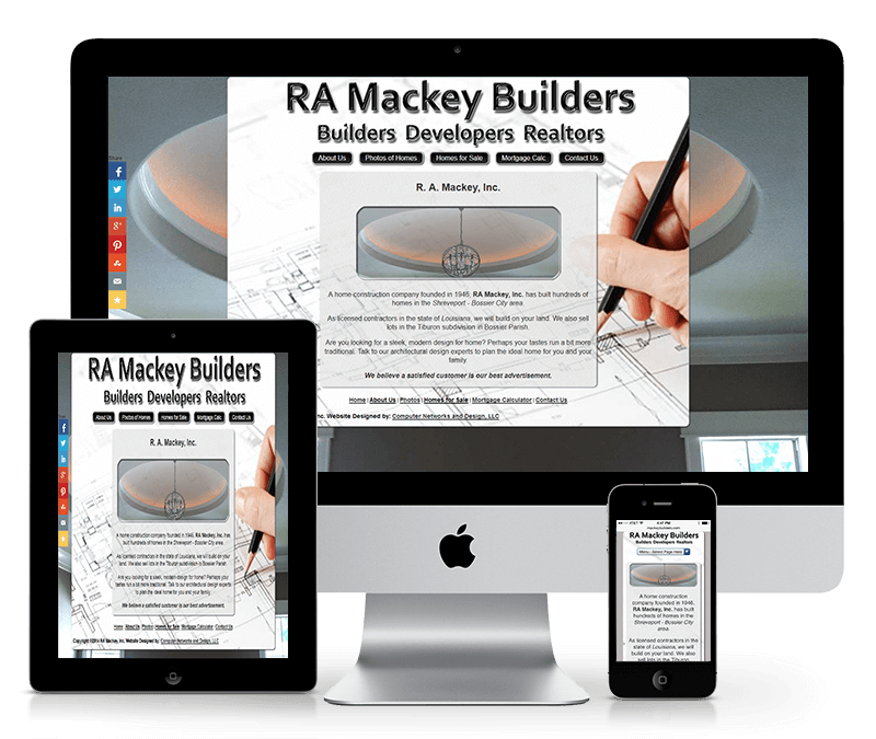 Home Builder Website